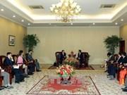 Ciudad Ho Chi Minh fomenta lazos de cooperación con localidad china
