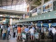 Aeropuerto internacional Tan Son Nhat recibe a viajero número 25 millones