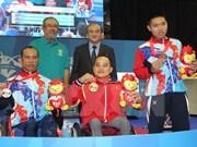 VIII Juegos Paralímpicos de ASEAN: más medallas de oro para Vietnam