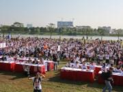 Maratón en Hanoi a favor de los niños desafortunados