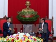 Fomentan Vietnam y China nexos partidistas