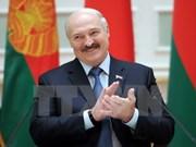 Visita a Vietnam del presidente bielorruso impulsará vínculos bilaterales