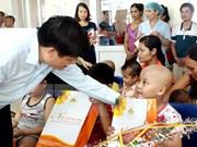 Lanzan campaña para apoyar a pacientes de cáncer pobres