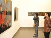 Sudcorea a través de ojos de artistas vietnamitas