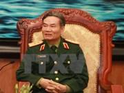 Viceministro de Defensa vietnamita recibe a veteranos ucranianos