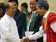 Parlamento birmano aprueba acuerdo de tregua nacional