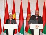 Presidente de Bielorrusia visita Vietnam