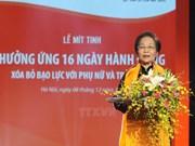 Vietnam prioriza igualdad de género y empoderamiento de mujeres