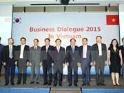 Ciudad Ho Chi Minh atrae inversiones sudcoreanas