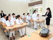 Japón intensifica cooperación laboral y de salud con Vietnam