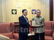 Cooperación de defensa, pilar clave de asociación estratégica Vietnam - Indonesia