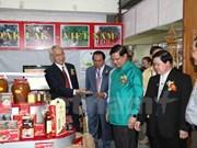 Abierta feria de comercio y turismo de Cambodia, Laos y Vietnam