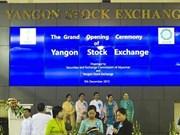 Myanmar abre su primera bolsa de valores