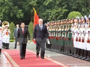 Vietnam – Belarús ratifican voluntad de elevar nexos bilaterales a nueva altura