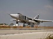 Vietnam llama a diálogo entre Rusia y Turquía sobre derribo de avión