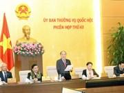 Comité Permanente del Parlamento vietnamita inicia su 43 reunión