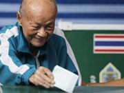 Tailandia decide fecha de publicación de nuevo borrador de Constitución
