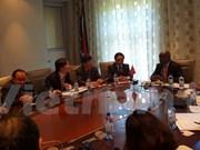 Vietnam y Sudáfrica estrechan vínculos parlamentarios