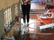 Vietnam: 30 millones de habitantes urbanos carecen de agua potable