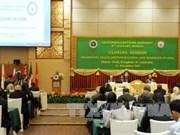 Parlamentarios asiáticos se comprometen a luchar contra terrorismo