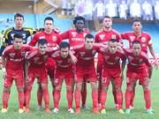 Binh Duong enfrentará a fuerte rival en campeonato de clubes de fútbol de Asia