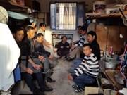 Vietnamitas en huelga en Argelia necesitan ayuda para volver a casa