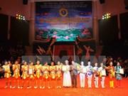 Concluyen concurso de jóvenes talentos de circo de Vietnam, Laos y Cambodia