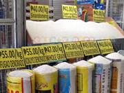 Filipinas aumentará importación de arroz en 2016