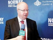 Promueven ASEAN y Noruega asociación de diálogo