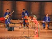 Estimulan en Vietnam pasión de jóvenes por música tradicional