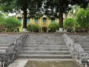Hallan nuevos vestigios de arquitectura en ciudadela imperial Thang Long