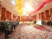 Conmemoran fundación del Ejército Popular de Vietnam