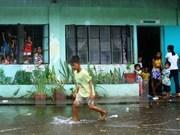 Filipinas: Al menos tres muertos por tifón Melor
