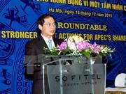 Listo Vietnam para Año de APEC 2017