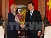Vietnam aplaude próxima visita del presidente francés al país