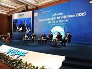Cambio de hábito de pago en efectivo impulsa crecimiento económico, dijo vicepremier