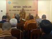 Primera exposición pone de relieve la cultura budista vietnamita