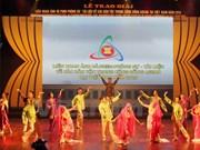 Premian documentales y fotos de etnias de Comunidad de ASEAN