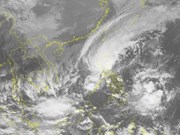 La tormenta Melor se debilita a depresión tropical