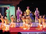 Festival Hue 2016 coincidirá con días festivos nacionales