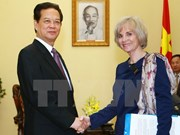 Premier vietnamita destaca asociación estratégica con Francia