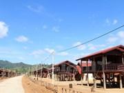 Vietnam ayuda a estabilizar la vida de personas étnicas laosianas