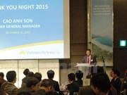 Vietnam Airlines registra cambio impresionante en mercado sudcoreano