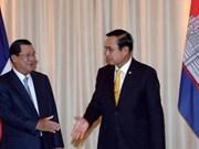 Tailandia y Cambodia robustecen cooperación bilateral