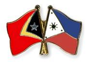 Filipinas y Timor Leste acuerdan aumentar cooperación económica