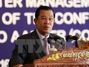 Primer ministro cambodiano visita Tailandia