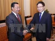 Guangxi anhela relaciones de cooperación con Vietnam