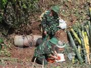 Moviliza Vietnam recursos nacionales y extranjeros a superación de secuelas de bomba