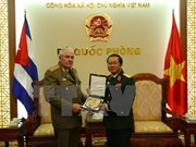 Alto oficial vietnamita destaca cooperación militar con Cuba