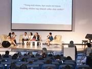 Celebran Foro de líderes jóvenes de Vietnam 2015